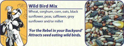 Picture of 3kg Wild Bird Mix